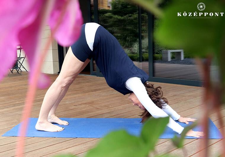Középpont Jógastúdió | Női jóga